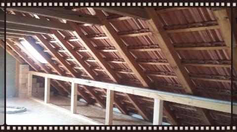 Padlás és tetőtér hőszigetelés